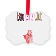 Cute Clubs and organizations Ornament