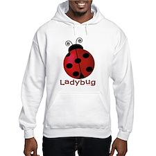 Cute Ladybug Hoodie