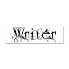 Writer Car Magnet 10 x 3