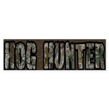 Cute Camo deer Bumper Sticker
