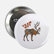 "Funny Hog hunting 2.25"" Button"