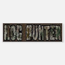 Team Rut Hog Hunter Bumper Bumper Bumper Sticker