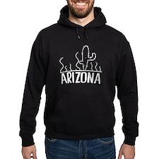 Arizona Cactus Hoodie