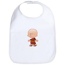 Tibetan Monk Boy Bib