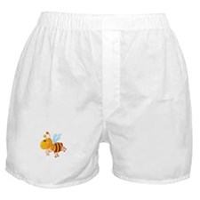 Bumblebee Bee Insect Boxer Shorts