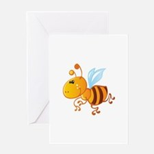 Bumblebee Bee Insect Greeting Cards