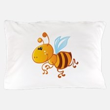 Bumblebee Bee Insect Pillow Case