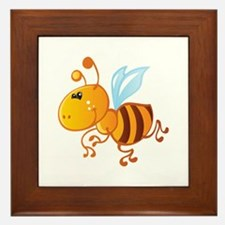 Bumblebee Bee Insect Framed Tile