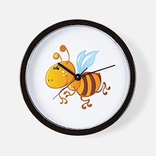 Bumblebee Bee Insect Wall Clock