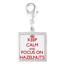 Keep Calm and focus on Hazelnuts Charms