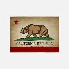 Classic California 5'x7'Area Rug