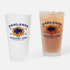 Badlands National Park. Drinking Glass