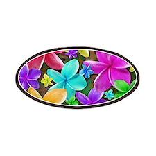 Plumerias Flowers Dream Patches
