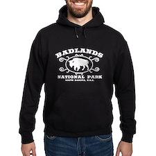 Badlands National Park. Hoodie