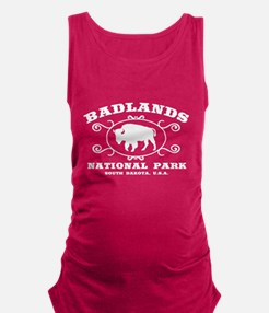 Badlands National Park. Maternity Tank Top
