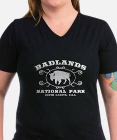 Badlands National Park. T-Shirt