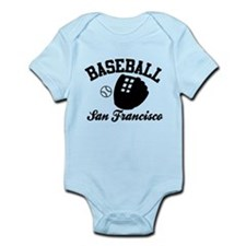 Baseball San Francisco Body Suit