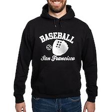 Baseball San Francisco Hoodie
