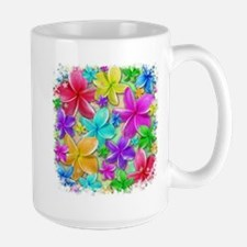 Plumerias Flowers Dream Mugs