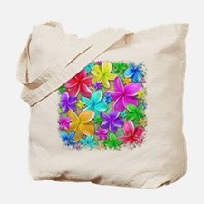 Plumerias Flowers Dream Tote Bag