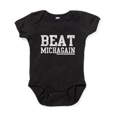 Beat Michagain Baby Bodysuit