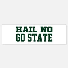 Hail NO Bumper Bumper Bumper Sticker