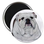 Proud English Bulldog Magnet