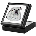 Proud English Bulldog Keepsake Box