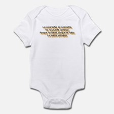 La Cucaracha Infant Bodysuit