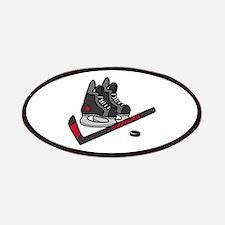 Hockey Skates Patches