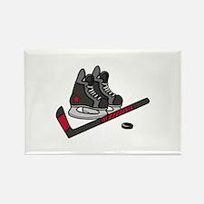 Hockey Skates Magnets