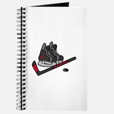 Hockey Skates Journal