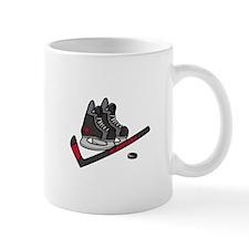 Hockey Skates Mugs