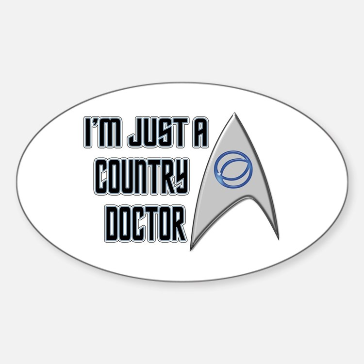 McCoy Country Doctor Decal