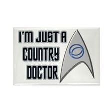 McCoy Country Doctor Rectangle Magnet