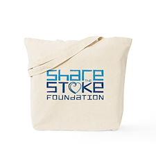 Share the Stoke Logo Tote Bag