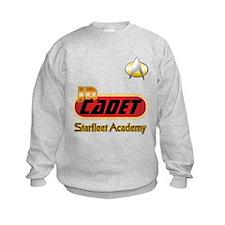 Jr Starfleet Cadet Sweatshirt