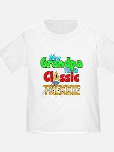 Classic Trekkie Grandpa T
