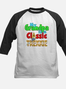 Classic Trekkie Grandpa Tee