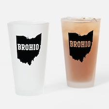 Brohio Drinking Glass