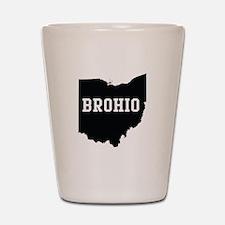 Brohio Shot Glass