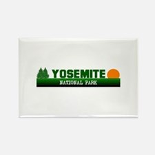 Yosemite National Park Rectangle Magnet (10 pack)