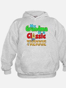Classic Trekkie Grandma Hoodie