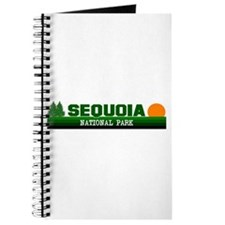 Sequoia National Park Journal
