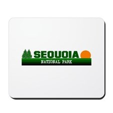 Sequoia National Park Mousepad