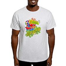 Peace Love Star Trek T-Shirt