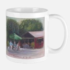 THE FOUNTAIN OF YOUTH Mugs