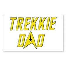 Trekkie Dad Decal