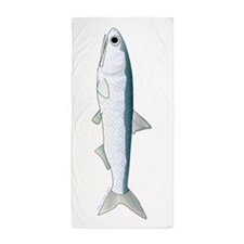 California Northern Anchovy Beach Towel