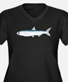 California Northern Anchovy c Plus Size T-Shirt